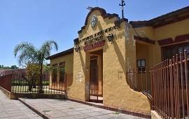 11/12/2018: La provincia reparará la escuela Nº 7 Del Centenario en Aldea María Luisa