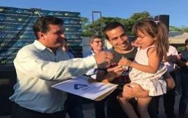 17/12/2018: Con recursos propios la provincia ejecutará 20 viviendas en La Criolla