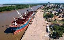 01/12/2019: Una nueva exportación de madera, a punto de consumarse desde dos puertos entrerrianos