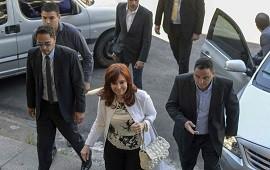 02/12/2019: Cristina Kirchner apuntó a Ercolini y Bonadio: