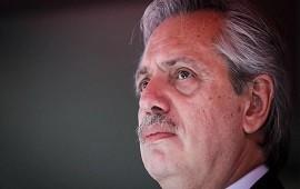 02/12/2019: Alberto Fernández atacó al periodista Alconada Mon: