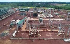 03/12/2019: Avanza la construcción de una nueva central de energía renovable en Corrientes
