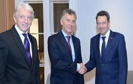 03/12/2019: Mauricio Macri se reunió en Ginebra con autoridades de la Cruz Roja y la Organización Mundial de Comercio