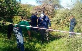 04/12/2019: Hallaron restos humanos en un monte del norte entrerriano