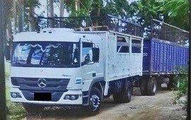 05/12/2019: RUTA 18: Se robaron un camión de una estación de servicio y la policía pudo recuperarlo