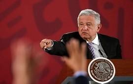 """09/12/2019: López Obrador pidió """"que no haya linchamientos públicos"""" a Ricardo Valero, el embajador de México que robó un libro en Buenos Aires"""
