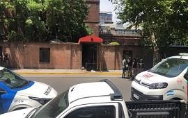 14/12/2019: Puerto Madero | Balearon a dos turistas ingleses en la puerta del Hotel Faena: uno murió
