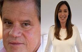 17/12/2019: Luego de varios rumores, finalmente la relación entre la ex gobernadora de la Provincia de Buenos Aires y el periodista quedó confirmada