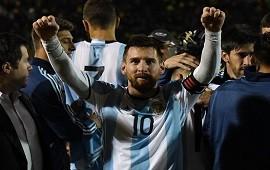 17/12/2019: Eliminatorias Sudamericanas rumbo a Qatar 2022: la Argentina de Messi debutará con Ecuador