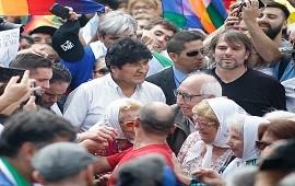 27/12/2019: Inquietud de Estados Unidos por el acto de Evo Morales en Jujuy