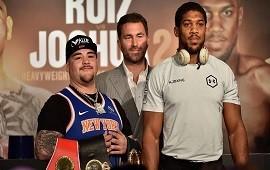 06/12/2019: Agenda de boxeo: Andy Ruiz y Anthony Joshua prometen otro combate inolvidable