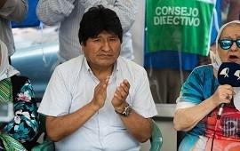 """26/12/2019: El gobierno interino de Bolivia criticó a México y Argentina por asilar a Evo Morales: """"Se están convirtiendo en un refugio de delincuentes"""""""