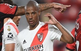 01/12/2020: Copa Libertadores   Ya está en cuartos: River venció a Atlético Paranaense gracias a Nico de la Cruz