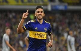 01/12/2020: Boca visita a Internacional después del duelo por Diego