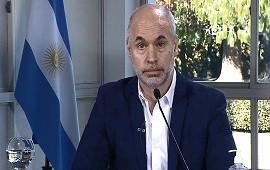 01/12/2020: Rodríguez Larreta aseguro que la Ciudad está
