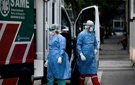 17/12/2020: Coronavirus: 169 muertos y 7.326 nuevos contagios