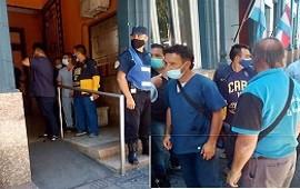 23/12/2020: ATE Concordia repudió la detención de trabajadores del hospital Masvernat