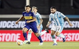 23/12/2020: Boca Juniors y Racing se juegan el pase a semifinales
